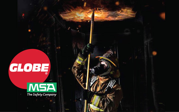 Globe/MSA Safety Turnout Gear