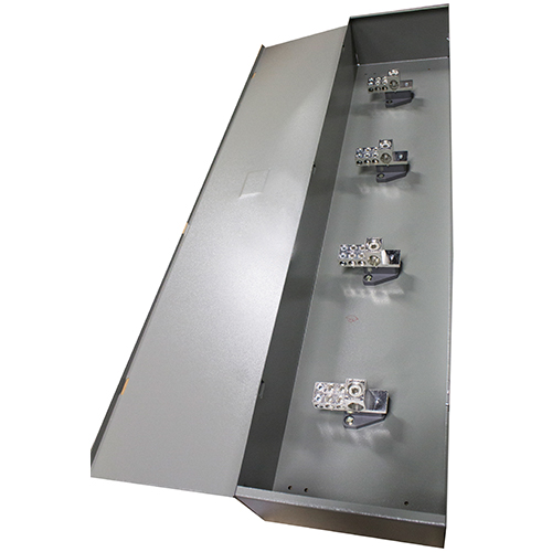 Enclosures - splitter-troughs