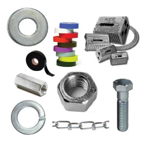Hardware, Supplies & Fasteners