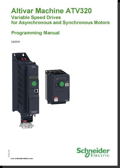 ATV320 Programming Manual